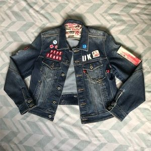 Pepe Jeans London Denim Jacket